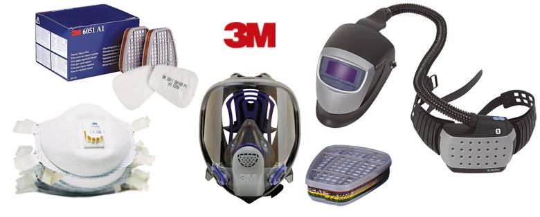 Средства индивидуальной защиты 3М